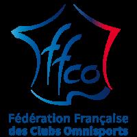 Logo Fédération Française des Clubs Omnisports
